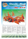 Model AL - S14 Plus - Combined Bed Maker Mulcher- Brochure