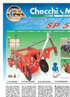 Model SP 50V - Potato Digger Brochure