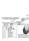 Row Flex Placer Fertilizer Opener Brochure