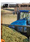 Dozer Blades- Brochure