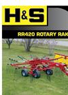 Rotary Rake RR420- Brochure