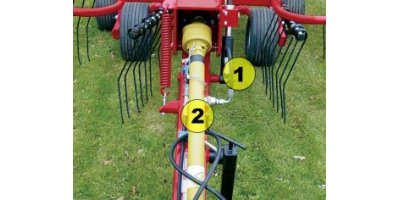 H&S - Model RR420 - Rotary Rake