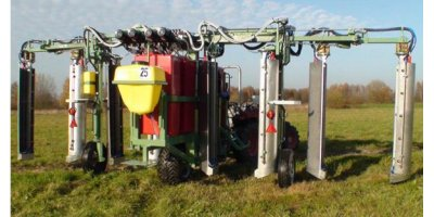 Clemens GSG - Model AN 2 and N 2 - Self Operating Crop Sprayer