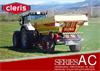 Cleris - Model AC - 7500 - Pulled Feeding Belt Fertilizer Spreaders 1000