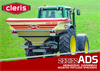 Cleris - Model ADS - 1.500 - Mounted Fertilizer Spreaders Brochure