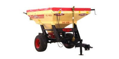 Cleris - Model AD - 5000 - Pulleo Gravity Feeding Fertilizer Spreaders