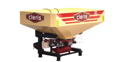 Cleris - Model ADS-1200 - Mounted Fertilizer Spreaders