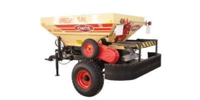 Cleris - Model AC - 2000 - Low-disk Spreaders for Salt