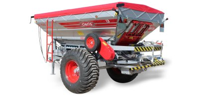 Cleris - Model AC - 7500 - Pulled Feeding Belt Fertilizer Spreaders