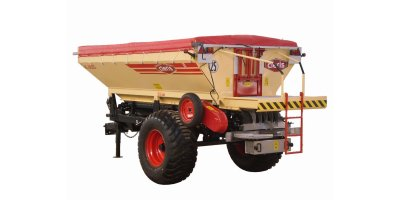 Cleris - Model AC - 8000 - Pulled Feeding Belt Fertilizer Spreaders