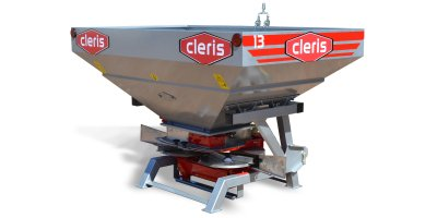 Cleris - Model ADS - 1.500 - Mounted Fertilizer Spreaders