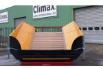 Climax  - Model CSB 400 Super - Reception Hoppers