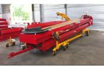Climax - Model CDVE 1200/65 - Twin Conveyors