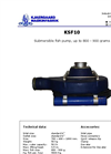 Fish Pumps-KSF10-Brochure