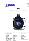 Model KSF4 - Fish Pumps - Brochure