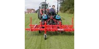Lawn-Golf Spring Tine Harrow