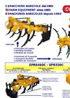 MOD. EPR330C – EPR410C - Folding Combine Grubber Brochure