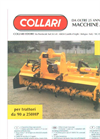 Model ACS - Rotary Tiller Brochure