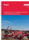Terrano - Model FX - Universal Cultivator Brochure