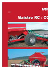 Joker - Model RT - Disc Harrows Brochure
