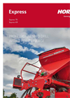 Express - Model KR - Three Point Seed Drill Brochure
