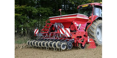Express  - Model KR - Three Point Seed Drill