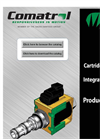 Cartridge Valves Technical Information Brochure