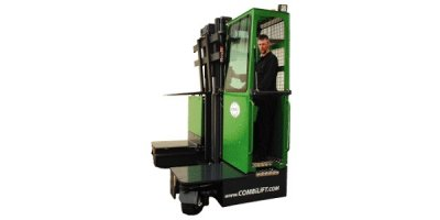 Model C2500/C3000 ST - Multi-Directional Stand-On Lift Truck