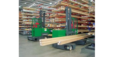 Combilift - Model COMBI-ST Series - Multi-Directional Stand-On Lift Truck