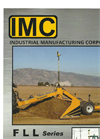 IMC - Model FLL Series - Folding Land Leveler - Brochure