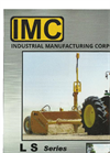 IMC - Model LS Series - Laser Finishing Scraper - Brochure