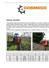 Model V0 - Vertical Ditchers Brochure