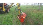 HYDRO - Model  50/30° - Single-Double Wheel Ditchers for Hydraulic Arm