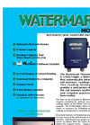 WaterMark Monitor 900M Brochure