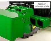 New Front-Mounted Tractor Toolbox Offered by John Deere