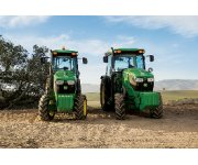 John Deere 5G Series Tractors Receive Prestigious AE50 Award for 2016