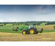 John Deere Introduces New 5R Series Tractors and New 540R Loader