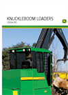 437D Knuckleboom Loaders Brochure