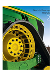 Row-Crop Tractors Brochure