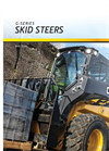 G-Series Skid Steers Brochures
