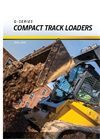 G Series Compact Track Loader Brochures