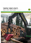 2154G/2156G and 2654G/2656G Forestry Swing Machines Brochure