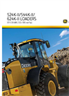 524K-II / 544K-II / 624K-II Loaders Brochure