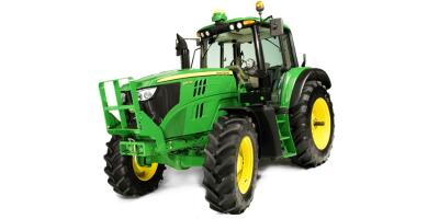 Model 6145M - Row-Crop Tractors