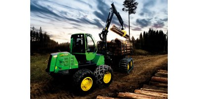 John Deere - Model 1110 - Forwarder