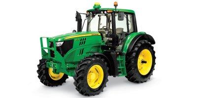 Model 6155M - Row-Crop Tractors