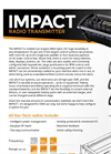 Impact Series - Industrial Remote Control Brochure