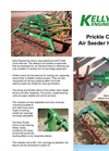 Diamond Prickle Chain Harrow Brochure