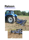 Ratoon - Model 1934 - Subsoiler Brochure