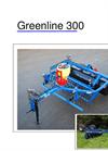 Greenline - 300 - Grassland Roller- Brochure